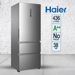 Réfrigérateur combiné HAIER...